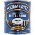 Image for Hammerite Smooth White 750Ml