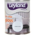 Image for Leyland Retail Non Drip Gloss Magnolia 750Ml