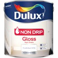 Image for Dulux Retail Non Drip Gloss Pbw 2.5L