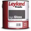 Image for Leyland Gloss Black 2.5L