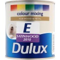 Image for Dulux Retail Col/Mix Satinwood Ext/Deep Bs 500Ml